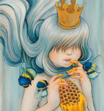 Queen Beeatrice