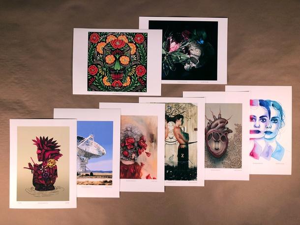 Mexico Print Set